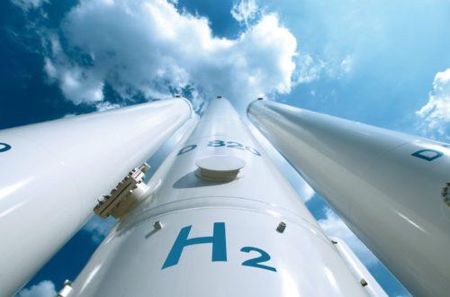 La producción de hidrógeno